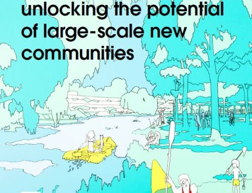 Unlocking the potential of large scale new communities TCPA briefing paper