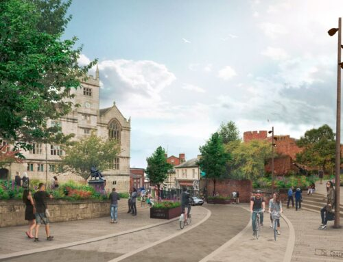 Shrewsbury Levelling Up Fund Bid